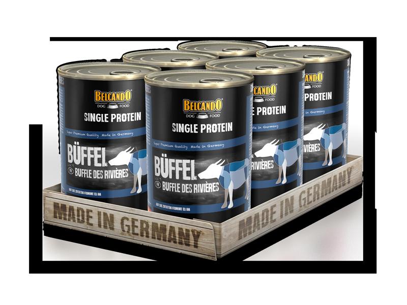 BELCANDO® SINGLE PROTEIN Waterbuffel