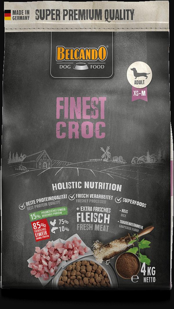 Belcando-Finest-Croc-4kg-front